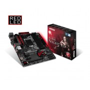 PŁYTA MSI B150M NIGHT ELF /B150/DDR4/SATA3/USB3.1/PCIE3.0/S.1151/MATX