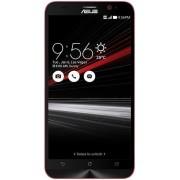 "Telefon Mobil Zenfone 2 Deluxe Editie Speciala ZE551ML, Procesor Intel® Atom™ Z3590 Quad-Core 2.5GHz, IPS LCD Capacitive touchscreen 5.5"", 4GB RAM, 128GB Flash + 128GB MicroSD Card, 13MP, Wi-Fi, 4G, Dual Sim Activ, Android (Argintiu) + SIM Orange PrePay,"