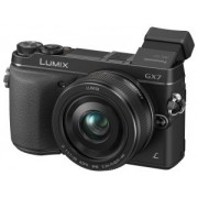 Lumix DMC-GX7 + 20mm f/1.7 II lens