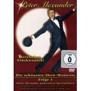 Peter Alexander - Herzlichen Gluckwunsch! - Die schonsten (0828768818497) (1 DVD)