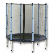 Trambulina + plasa protectie 1.4 m