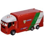 Cars Francescos Stunt Racers Transforming Transporter Vehicle