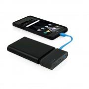 Incipio OffGrid Power Pack USB-C 8000 mAh - външна батерия с USB-C и USB изход за смартфони и таблети (черен)