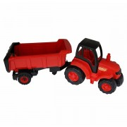 Polesie Traktor s návesom