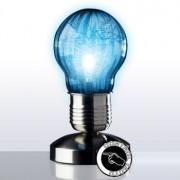 Lámpara Táctil Bombilla