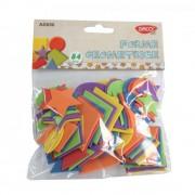 Forme geometrice hartie gumata Daco art AD050