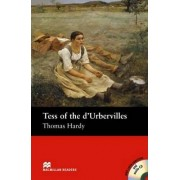 Tess of the D'Urbervilles - Book and Audio CD Pack - Intermediate by Thomas Hardy