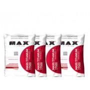Combo 4x unidades Mass Titanium 17500 Refil (1,4 kg) - Max Titanium