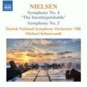 C. Nielsen - Symphonies Nos.4 & 5 (0747313073979) (1 CD)