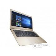 """Laptop Asus Zenbook UX303UB-R4022T 13,3"""" gold + Windows 10"""