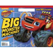 Big Monster Machines! (Blaze and the Monster Machines)