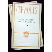 Don Quijote de la Mancha (2 vol.)