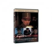 Sergiu Nicolaescu - Capcana mercenarilor (DVD)