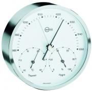 Barigo 101.3 - Modern Home Barometer Low Altitude (White Dial)