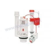 Sistema Ahorrador De Agua Doble Botón 3 y 6 lts DicaDual P/W.C