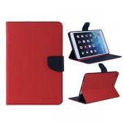 Korean Mercury Fancy Diary Case for iPad mini 2/3 - Red