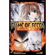 Flame of Recca: v. 18 by Nobuyuki Anzai
