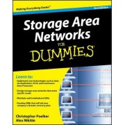 Storage Area Networks (SANs) For Dummies by Christopher Poelker