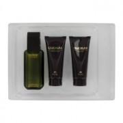 Antonio Puig Quorum Eau De Toilette Spray + After Shave Balm + Shower Gel Gift Set Men's Fragrance 455246