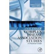 Analysis of Complex Disease Association Studies by Eleftheria Zeggini