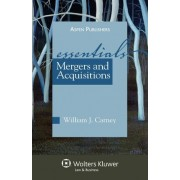Mergers and Acquisitions by William J Carney