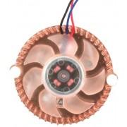 Gembird VC-RE - Ventola di raffreddamento a LED per scheda video VGA, completa di cavi di collegamento