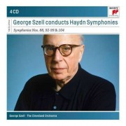 George Szell - Szell Conducts Haydn Symphonies - Sony C (0886976877927) (4 CD)