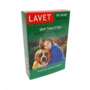 Lavet tablete pentru pielea câinilor 50 buc