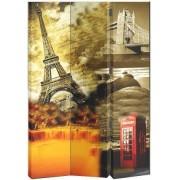 Térelválasztó paraván Paris-London 9301902