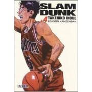 Slam Dunk Integral 4 by Takehiko Inoue