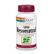 SUPER RESVERATROL 250mg 30 Cápsulas vegetales