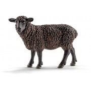 Schleich Black Sheep Toy Figure