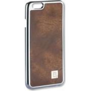 Skin 4smarts MOdena Clip Burl Wood Pentru iPhone 6/6S Maron