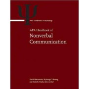 APA Handbook of Nonverbal Communication by David Matsumoto