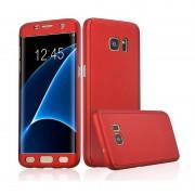 Husa 360 Full Cover Samsung S7 Edge - Rosu