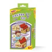 Joustra - 48032 - Hobby Creativo - 3D allacciatura Casa