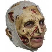 Máscara morto vivo decomposto adulto Halloween