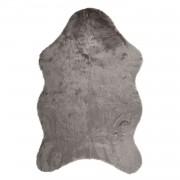 Tapijt Banyo - kunstvezels - Grijs - 150 x 220 cm, mooved