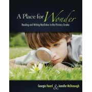 A Place for Wonder by Georgia Heard
