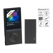 MP3-Player V3 mit UKW-Radio & E-Book-Reader, microSD, Bluetooth 2.1