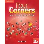 Four Corners Level 2 Workbook A by Jack C. Richards