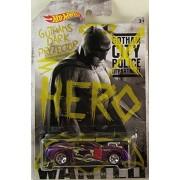 Batman Vs Superman Hot Wheels Chase Car - Overboard 454 Gothams Dark Protector HERO - DC Comics Exclusive Collectible