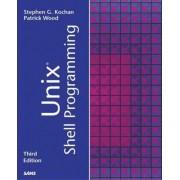 Unix Shell Programming by Stephen G. Kochan
