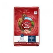 Purina ONE SmartBlend Large Breed Adult Formula Adult Premium Dry Dog Food, 16.5-lb bag