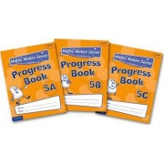Maths Makes Sense: Y5: ABC Progress Books Mixed Pack by Richard Dunne