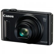 Camera foto digitala CANON PowerShot SX610, 20Mp, 18x, negru