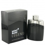 Mont Blanc Legend Eau De Toilette Spray 3.4 oz / 100.55 mL Fragrance 497589
