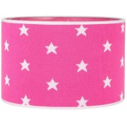 Baby's Only Ster - Hanglamp - Fuchsia/Wit