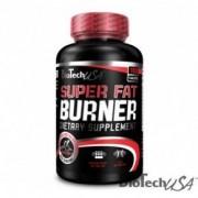 BioTech USA Super Fat Burner tabletta - 120db