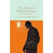The Return of Sherlock Holmes and His Last Bow by Sir Arthur Conan Doyle